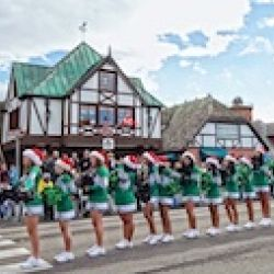 Solvang, CA | Julefest Holiday Events | California Danish Village ...