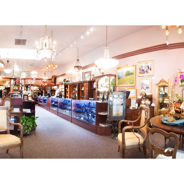 Solvang Antiques Deal CarFree