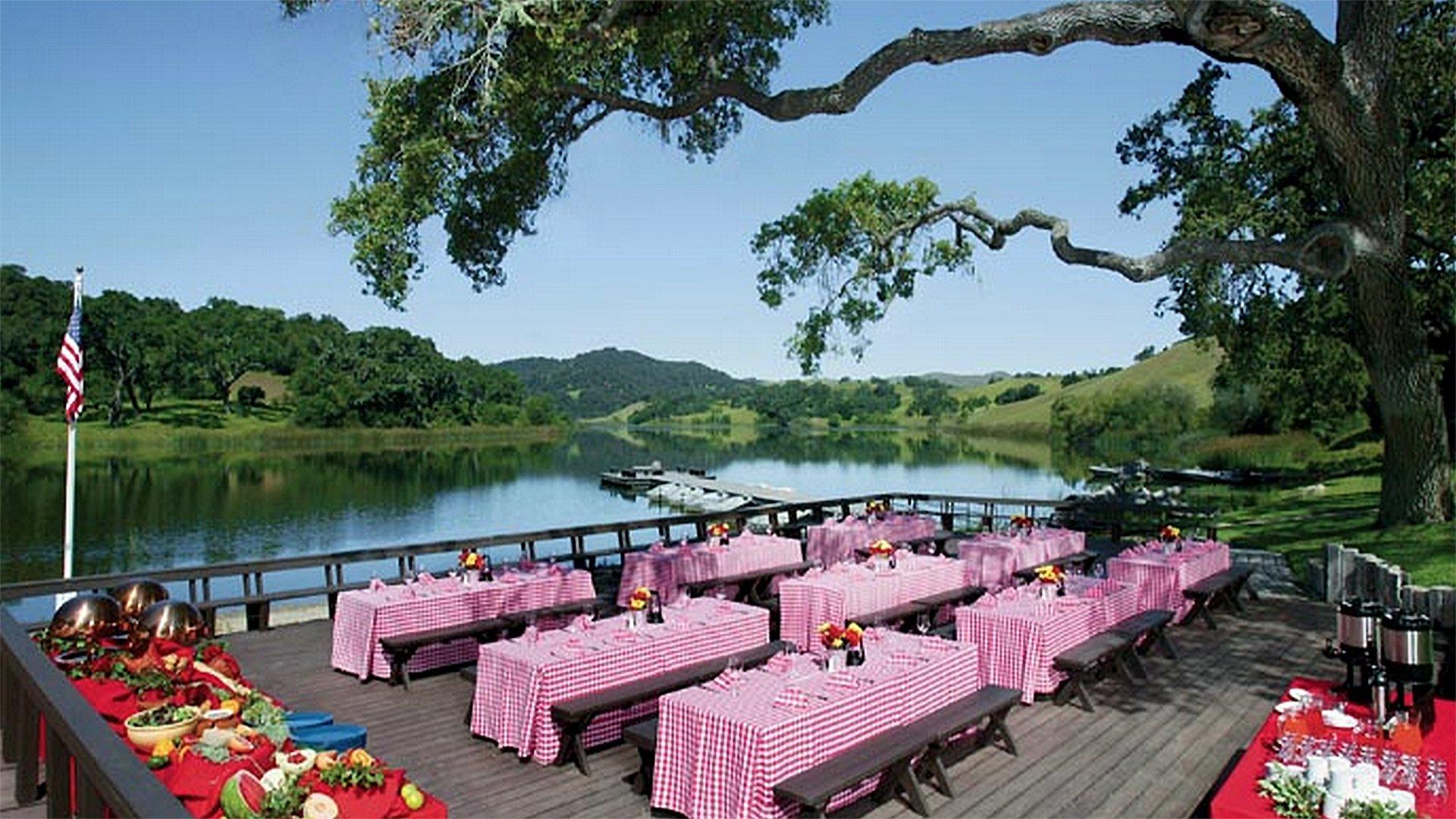 Solvang Meetings - At a Resort