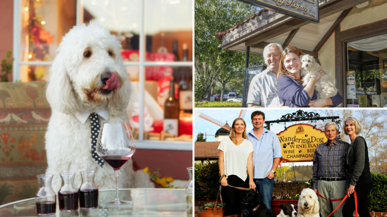 Visiting Solvang With Your Dog