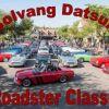 Vroom! Velkommen Datsun Roadsters