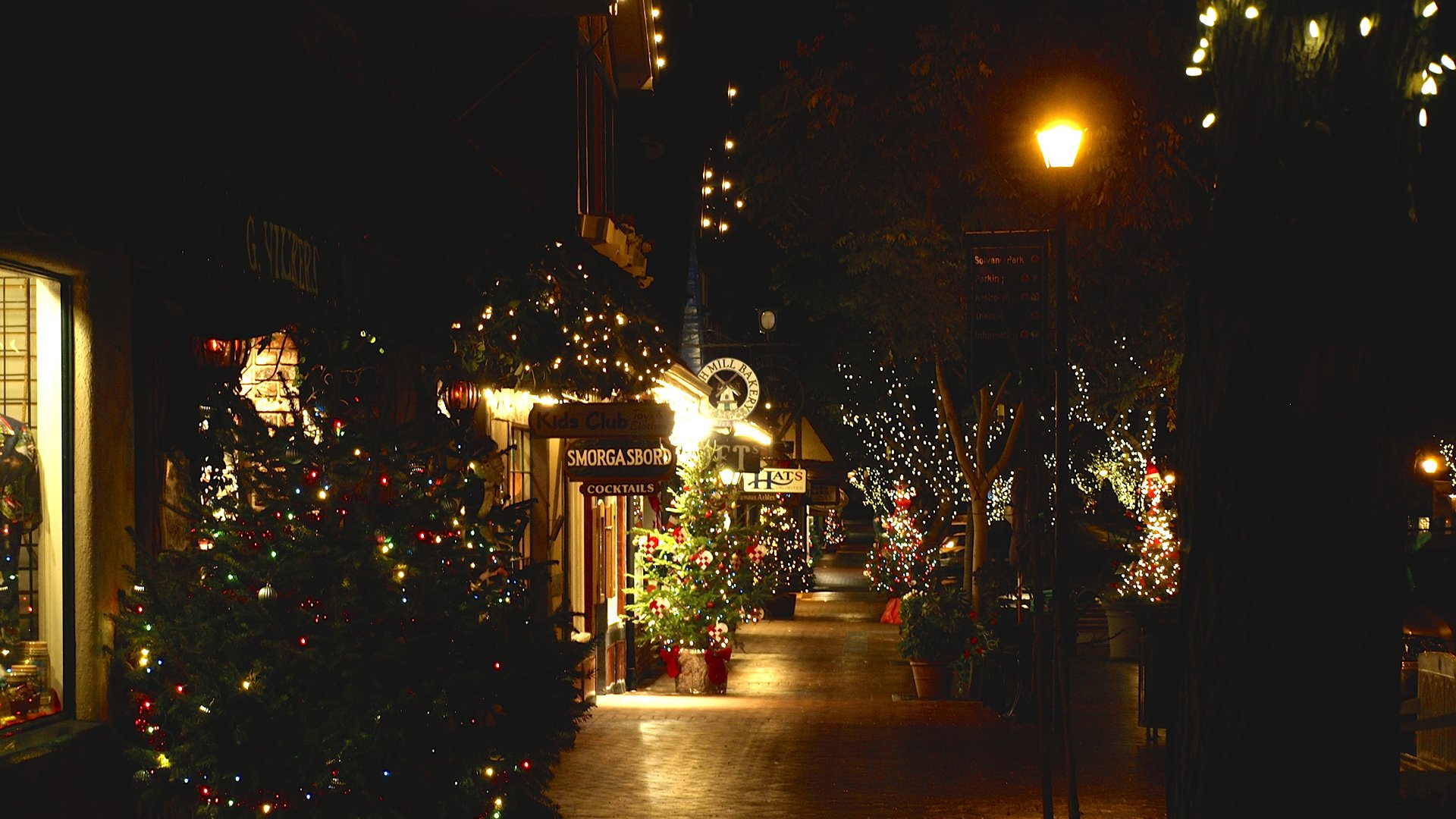 Official Visitor Guide For Solvang In The Santa Ynez