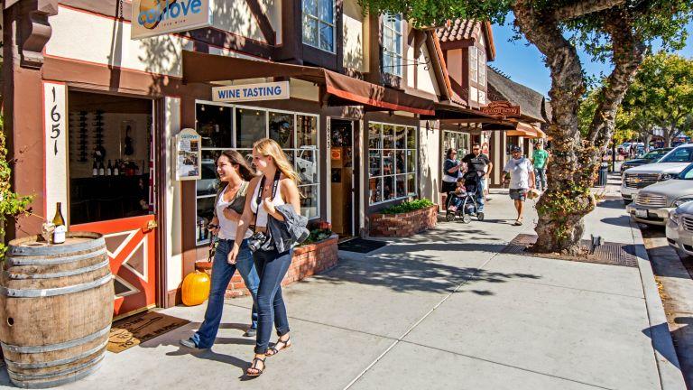 Solvang Ca Things To Do California Danish Village