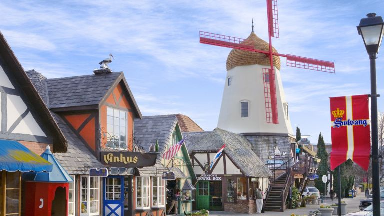 Solvang CA Things to Do Solvang Conference and Visitors Bureau – Santa Barbara Tourist Attractions Map