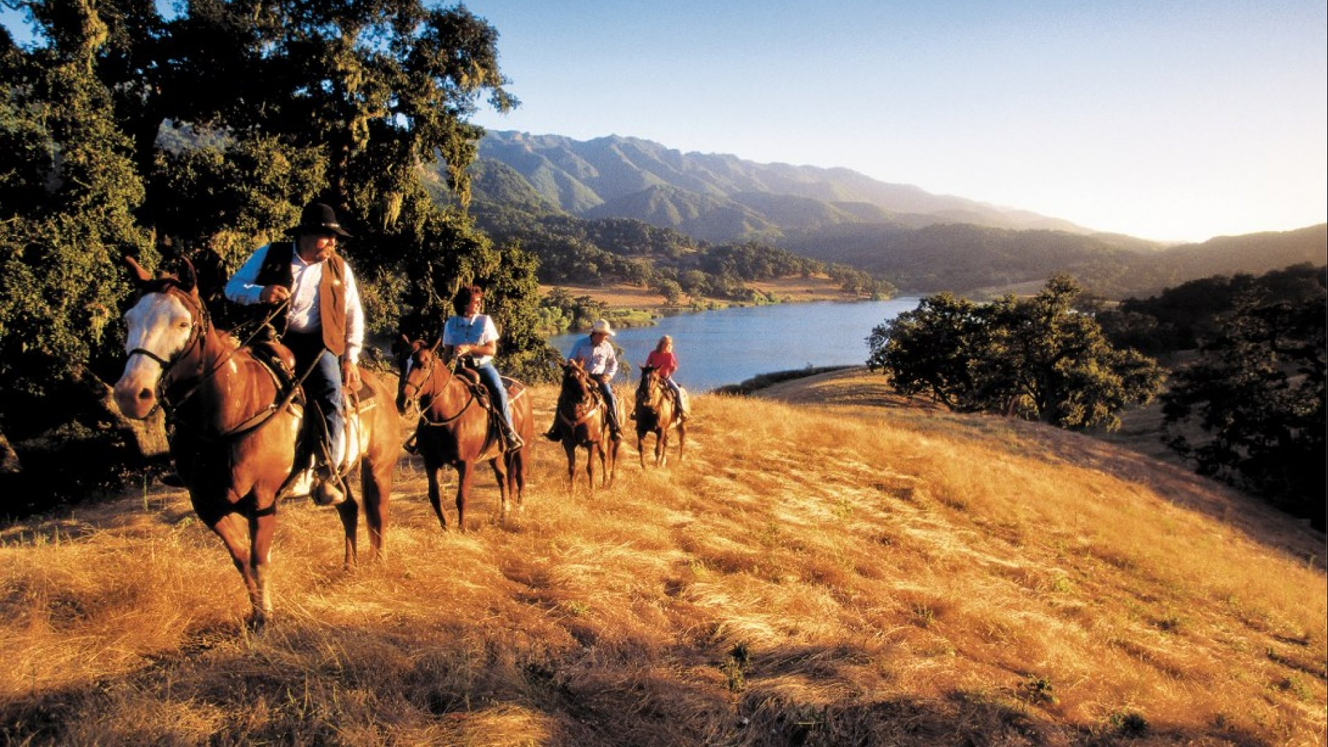 Solvang Meetings - Enjoy Horseback Riding